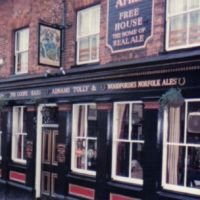 The Pub in 1985