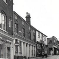 The Pub in 1971