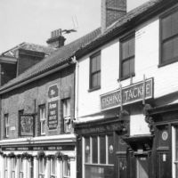The Pub in 1982
